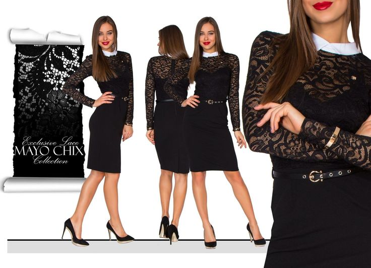 #mayochix #event #dress #elegant #fashion #style #black #webshop