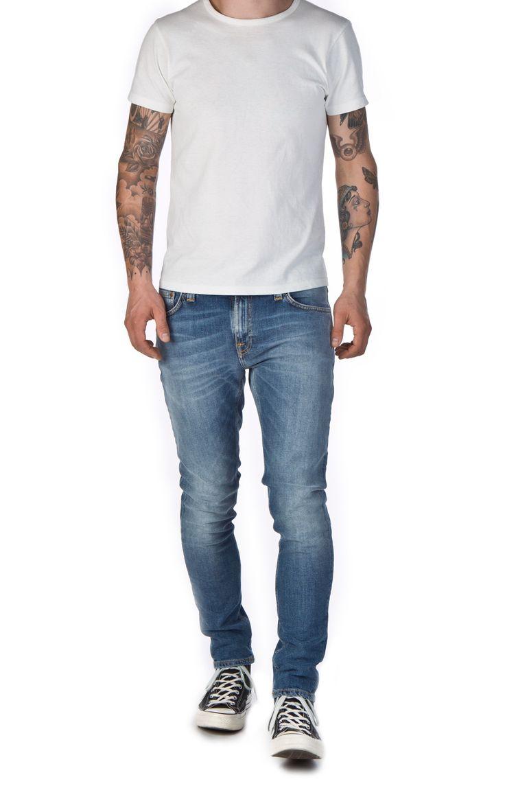 Nudie Jeans Skinny Lin Pure Breeze