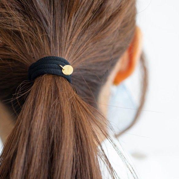 究極のヘアゴム 黒 2020 ヘアボウ ヘアアクセサリー 髪飾り