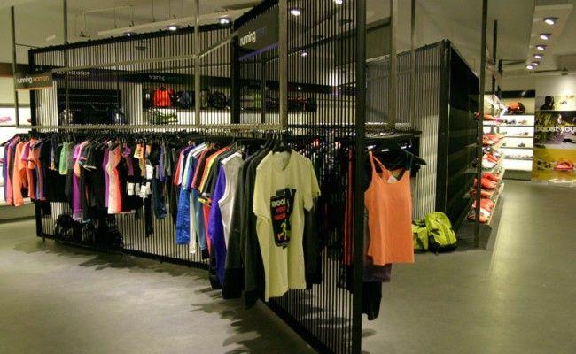 Adidas showroom in glyfada athens by beyondwalls architects #retail #architecture #beyondwalls #adidas