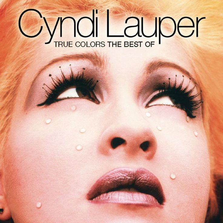 Time After Time by Cyndi Lauper - True Colors: The Best Of Cyndi Lauper