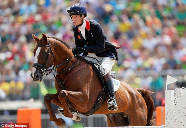 William Fox-Pitt said Great Britain's eventers were unlucky to finish in fifth place at Rio 2016