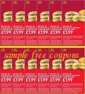 Printable coupons london uk