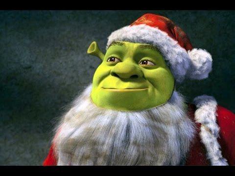 Joyeux Noël Shrek - dessin animé complet en francais - YouTube 21min02