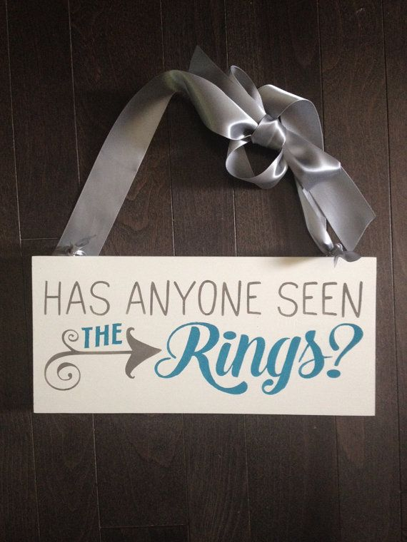 25 best ideas about ring bearer signs on pinterest ring