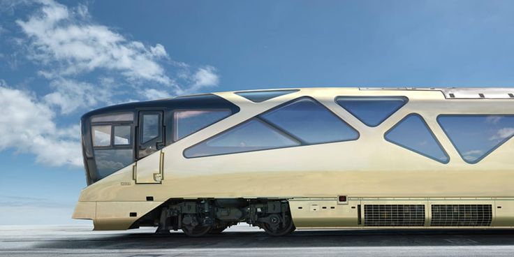 Japan's New Sleeper Train is by a Ferrari Designer   VIVA Lifestyle & Travel