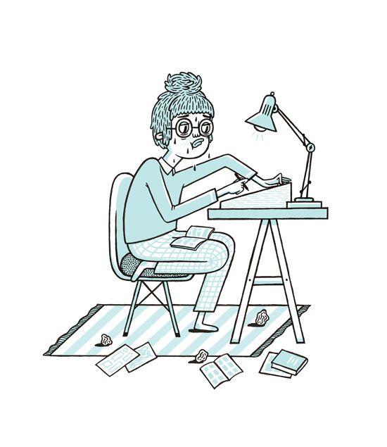 LICAF Selfie - Kristyna Baczynski | Illustration, Comics & Design