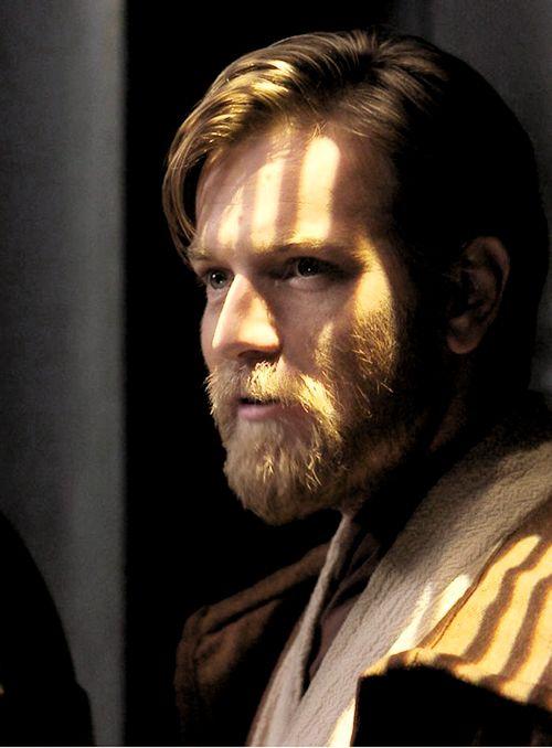 Obi-Wan Kenobi I loved Ewan as a young Obi-Wan, but I absolutely HATED the prequels