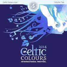 """FOOD MOVE & GROOVE"" -Celtic Colours 2014"