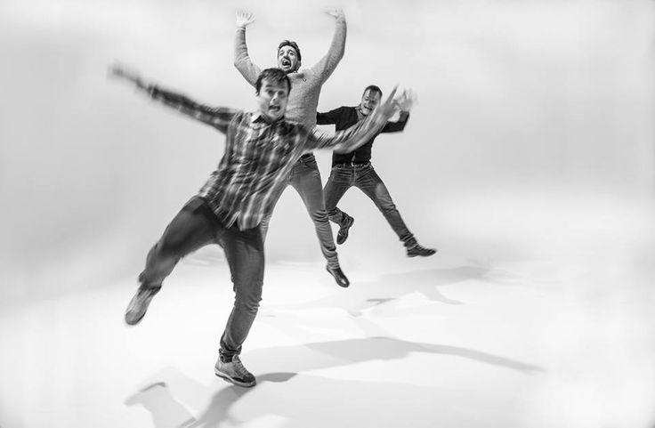 Leonardo, Bernardo e Alessio quando hanno visto la nuova area hanno reagito così! #guesstheproject