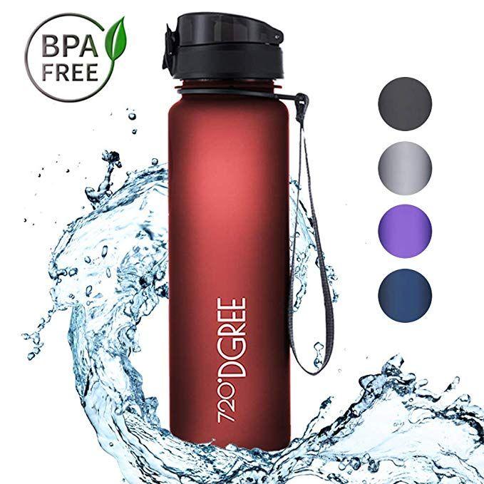 Trinkflasche Uberbottle Wasserflasche Aus Tritan 1 Liter 1000ml Neuartige Flasche Water Bottle Bpa Frei Ideale Sportflasche Fur Kinder Fitness Fi