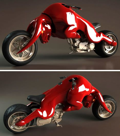 Concept Motorcycles: 20 Bad-Ass Bikes To Hope Get Built  The Bull Concept