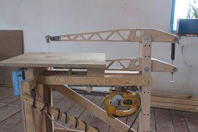 Самодельные станки и приспособления, двигателя, изделия из дерева своими руками.