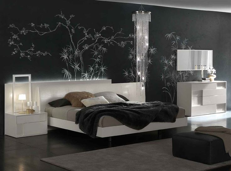 Nightfly White Platform Bed by Rossetto - $2,495.00