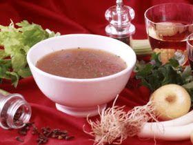 Sopa de Cola de Buey (Oxtail)