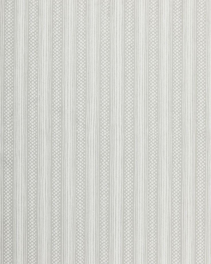 Stowe Stripe Wallpaper - Serena & Lily