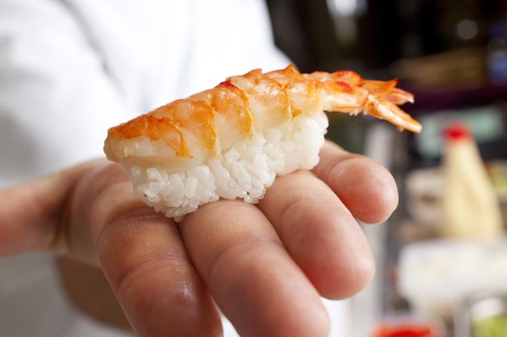 #prawn #sushi