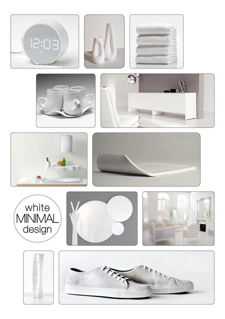 #psicologiadeicolori #white #minimal #design #istitutodesignpalladio #giuliaguerra