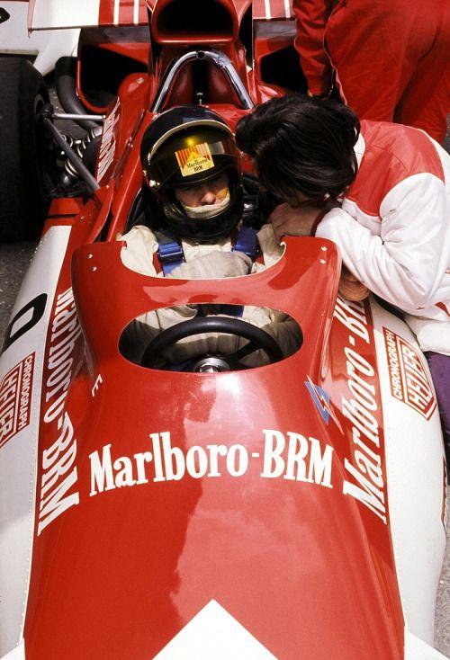 1972 Jarama, Peter Gethin, BRM,