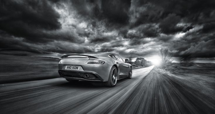 Aston Martin 2013 Vanquish Car Photography by Tim Wallace on 500px