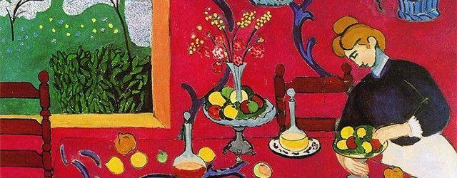 De Rode Kamer ||| Henri Matisse