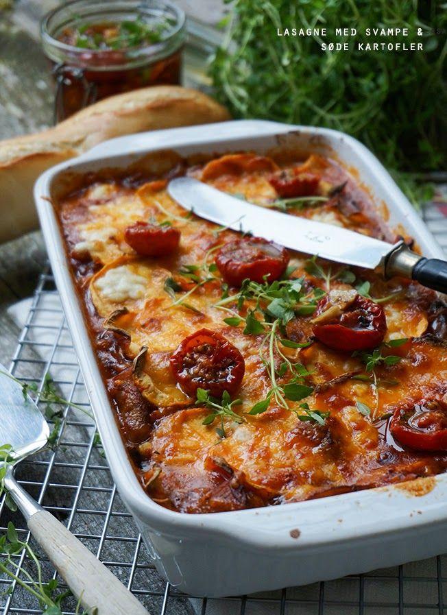 Jeg elsker en god lasagne, men synes ind imellem godt det kan blive en anelse tungt, særligt...