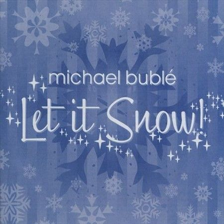 Let It Snow! by Michael Buble - Seasonal Christmas Holiday Music - Audio CD #Christmas