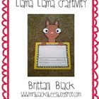 This is a craft that I created to use with my Kindergarten class after we read the book Llama Llama Misses Mama.  However, the craft could also be ...