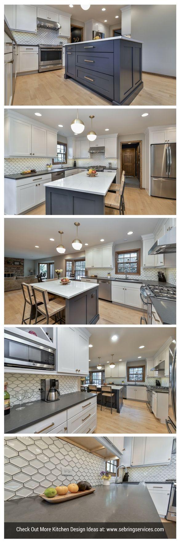 114 best Kitchens: Hutch Cabinets images on Pinterest | Remodeling ...