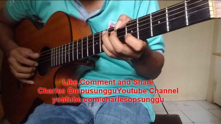 Gitaris Batak Di na ro simatuaku Akustik Fingerstyle...