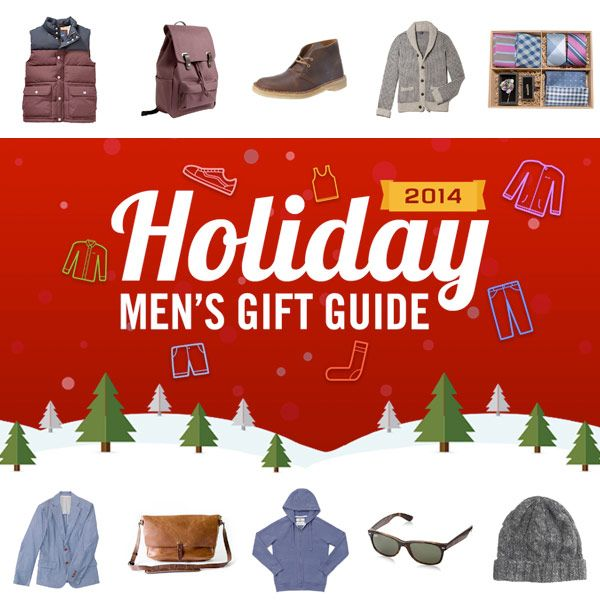 Famous Outfits 2014 Holiday Men's Gift Guide