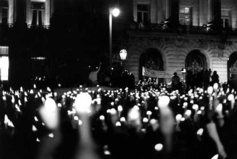 White Night Riots the night Harvey Milk was assasinated.