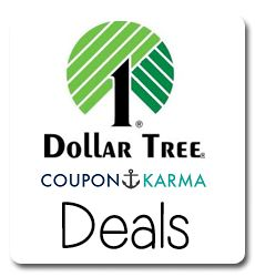 Dollar Tree Weekly Deals with Coupon Matchups - Aug 5 - 12 - http://couponkarma.com/?p=158347