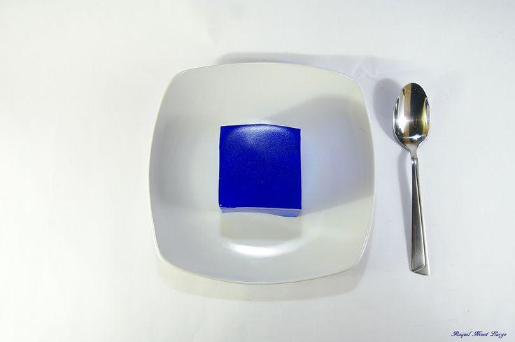 Raquel Ninot Largo, JELLY BLUE FLOWER http://blueflowersbyraquel.weebly.com
