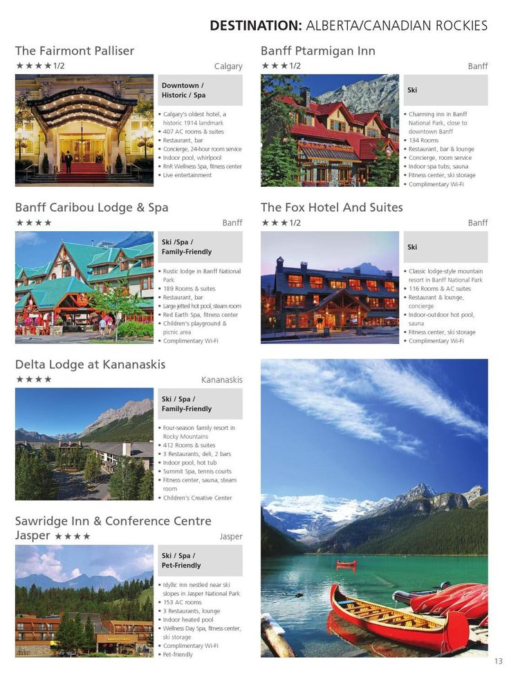 Clippedonissuu From Canada Travel Brochure  Landen Canada
