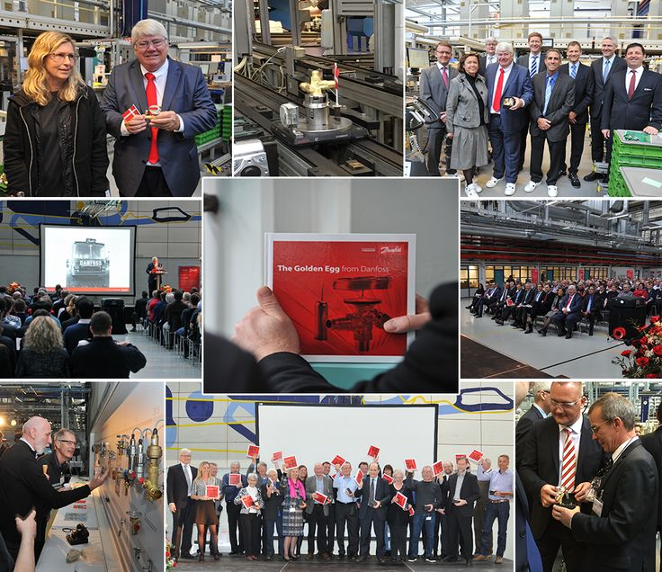 The celebration of 50 years' anniversary of our T2 valve went big with the 50 millionth valve rolling down the production line and the launch of the book sharing the history of T2 valve. Take a look at some pictures from the golden event.  You can also download the book here