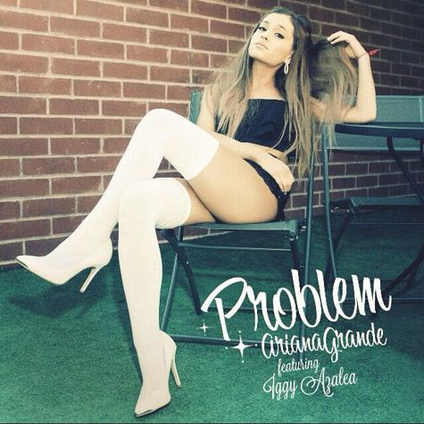 8 days until ariana grande featuring Iggy azalea problem comes out!