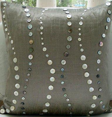 DIY Ways to Embellish Your Pillows