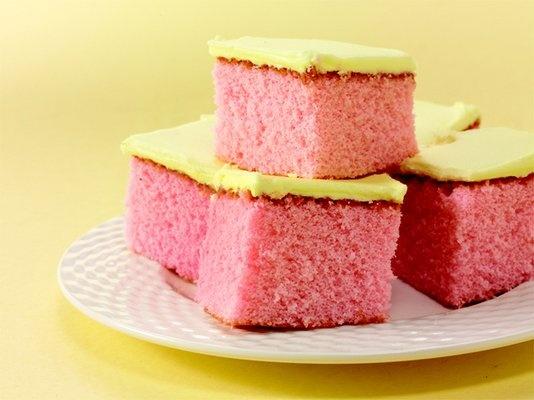 Deweys Pink Lemonade Cake