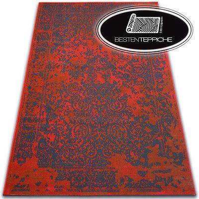 Details Zu Echte Modischen Teppiche Billig Traditionelle Teppich VINTAGE Klassische Retro