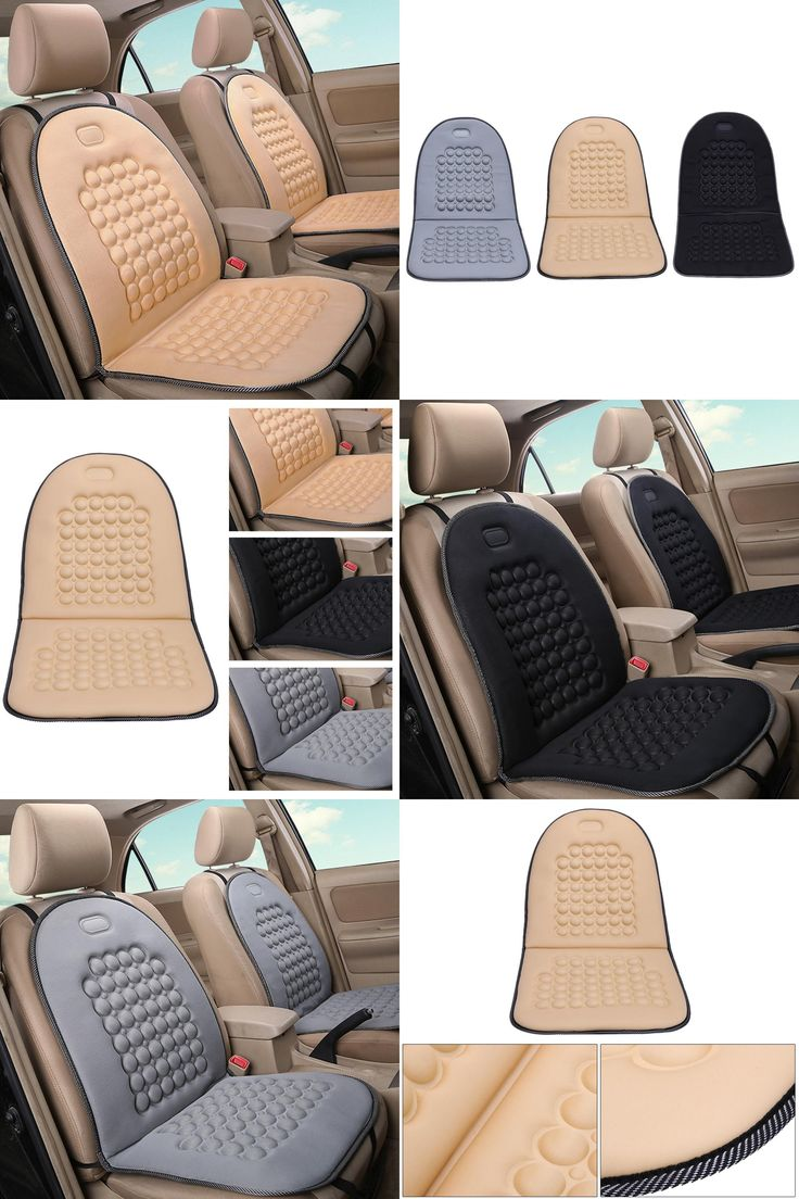 visit to buy auto heating car seat cover sponge cushion single seat cover warm