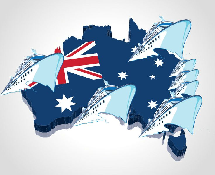 Get ready #Australia! P&O plans to base its #ships to #ports across the country...