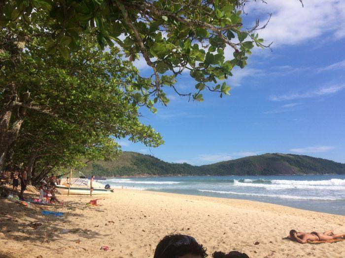Brasil - Praia do Sono - Trindade