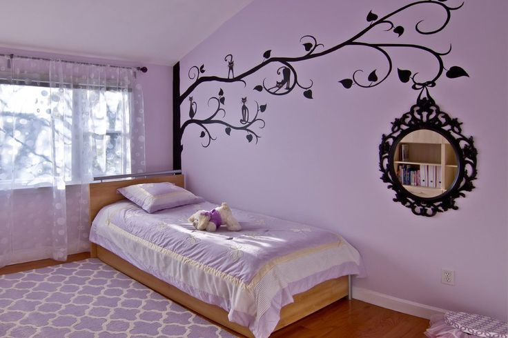 Wall decals kids transitional with kids pink bedroom kids wall decal