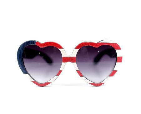 oakley red white and blue sunglasses  17 Best images about Sunglasses on Pinterest