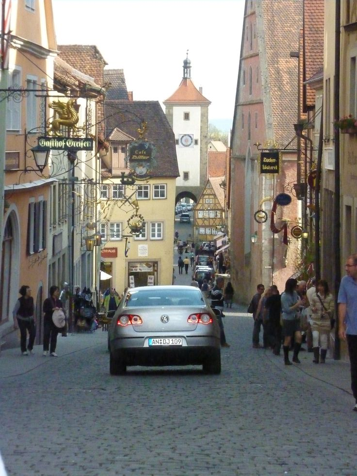 Rothenburg, Germany 2012