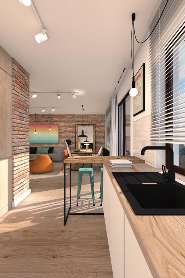 Best Home Interior Design Bathroom Ideas ~ http://www.lookmyhomes.com/best-home-interior-design-ideas-15-photos-by-loft-in-katowice/