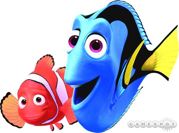 Marlin and Dory | Best Friends | Pinterest