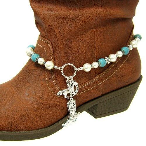 Shoe Charm Bracelet: 1000+ Images About Cowboy Boots & Lace On Pinterest