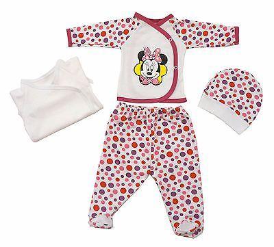 Baby Erstausstattung Set 4-teilig Geschenkset Set Neugeborene 2-4 Monate